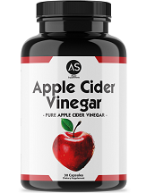 Angry Supplements Apple Cider Vinegar for Health & Well-Being