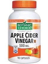 Botanic Choice Apple Cider Vinegar for Health & Well-Being