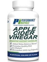 PI Nutrition Apple Cider Vinegar for Health & Well-Being