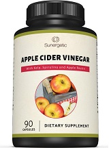 Sunergetic Premium Apple Cider Vinegar for Health & Well-Being