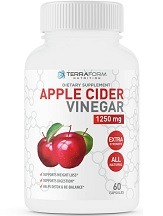 Terraform Nutrition Apple Cider Vinegar for Health & Well-Being