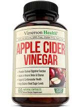 Vimerson Health Apple Cider Vinegar for Health & Well-Being