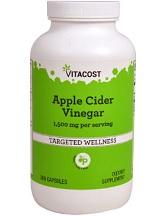 Vitacost Apple Cider Vinegar for Health & Well-Being